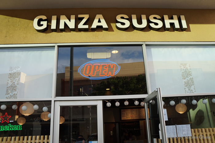 Something New: Ginza Sushi